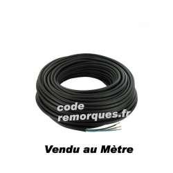 Câble électrique 5x0,75mm²