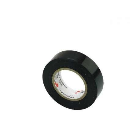 Ruban PVC noir 19mm x 20m