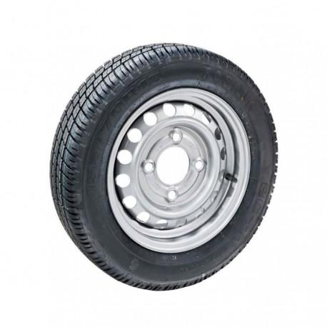 roue remorque 155/70R13 4tr100