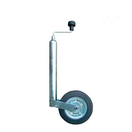 Roue Jockey diamètre 48mm charge 160kg