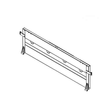 Porte arrière / Ridelle Franc NFB250 / NFB254