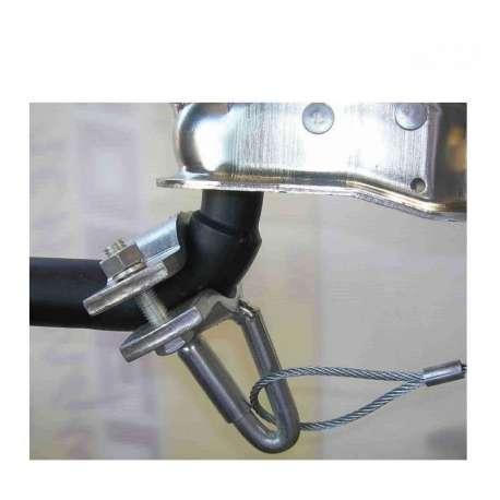 Crochet de fixation câble de rupture