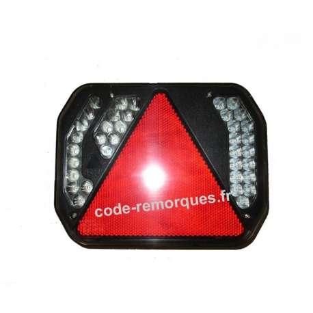 Feu Gauche 6 fonctions LED 12v
