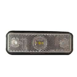 Feu de position LED, blanc 12V