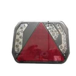 Feu Droit 6 fonctions LED 12v
