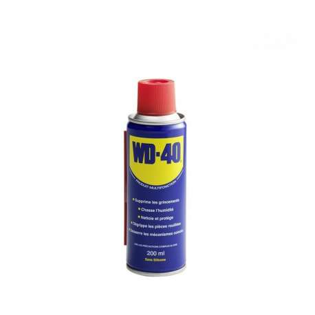 Lubrifiant multi-fonctions WD400 200ml