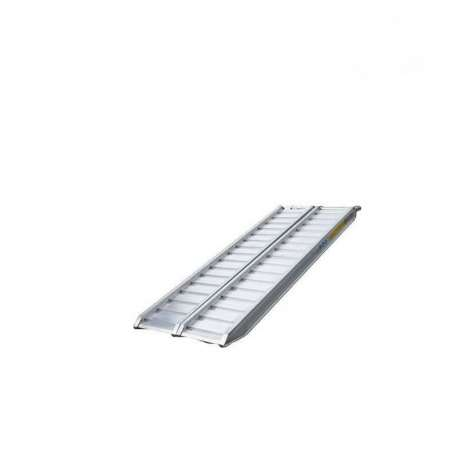 Rampes de chargement alu 4,1 tonnes