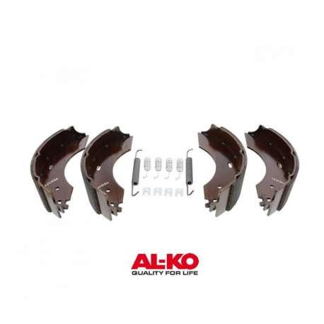 Kit de mâchoires pour freins alko 2360-2361