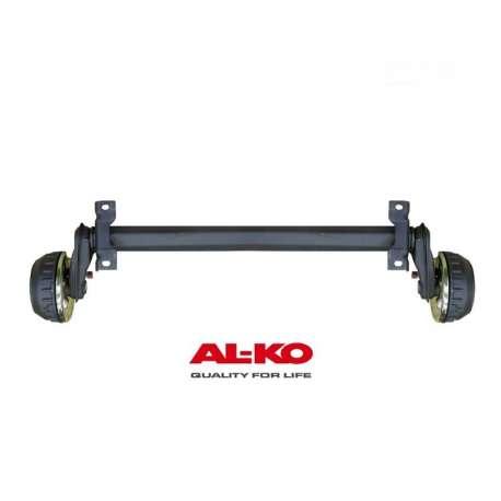 Essieu freiné Alko 900 kg 4TR130 EAB à la demande