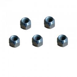 Ecrou de roue conique D.12x1.5 par 5