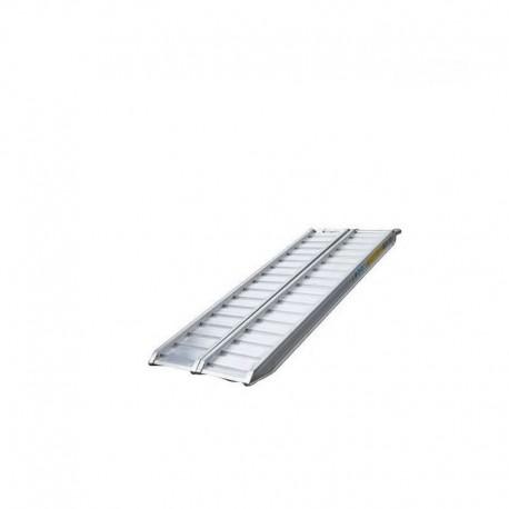 Rampes de chargement alu 3m