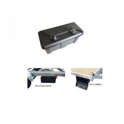Coffre de rangement 479x179x222mm