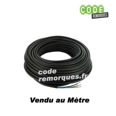 Câble électrique 2x2,5 mm²