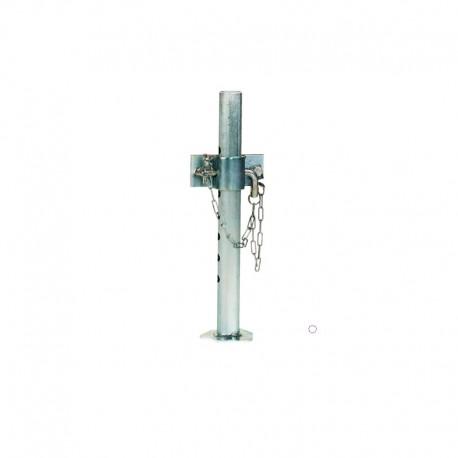 Béquille 42mm stabilisation remorque