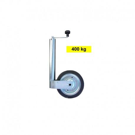 Roue Jockey diamètre 60mm charge 40kg