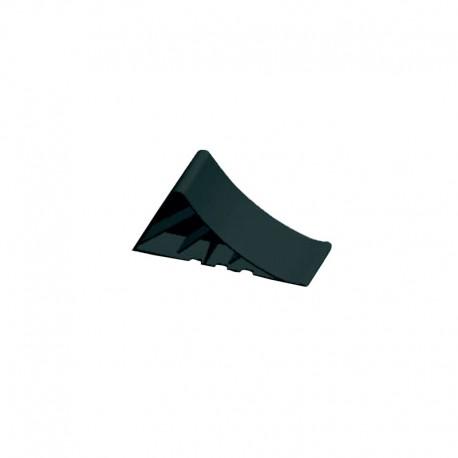 Cale de roue plastique 220 x 110 x 92mm