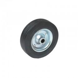 Galet de roue jockey 220x65 acier