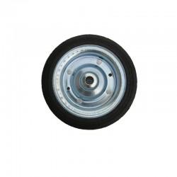 Galet de roue jockey jante métal 250x85