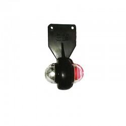 Feu de gabarit bicolore LED Gauche