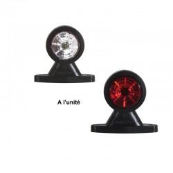 Feu de gabarit bicolore LED 12/24V Resma