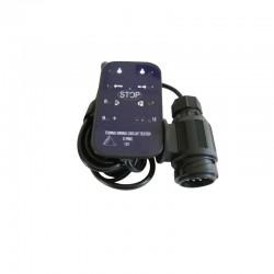 Testeur d'attelage 13 broches 12V ISO1724