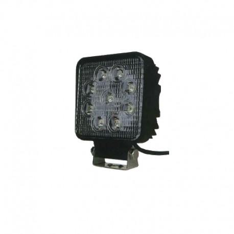Phare de travail LED 27W 1800 lumens