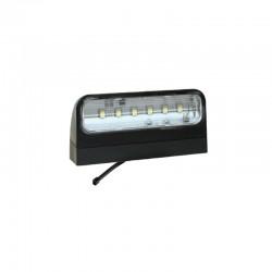 Eclaireur de plaque Aspock Regpoint II LED