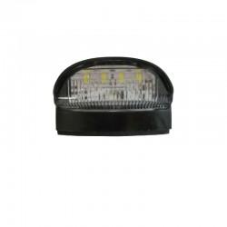 Eclaireur de plaque LED