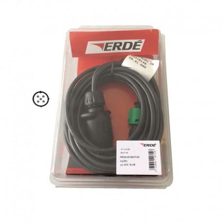 Faisceau électrique Erdé 102-107 et 122-127