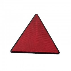 Catadioptre triangulaire Radex 300 Rouge