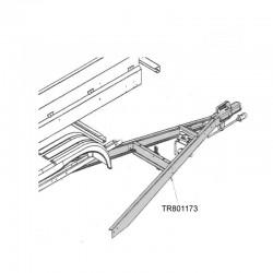 Flèche complète remorque Trigano et Optonix
