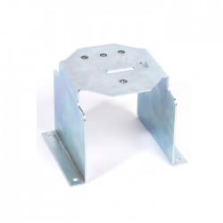 Support roue de secours Brenderup série 2000