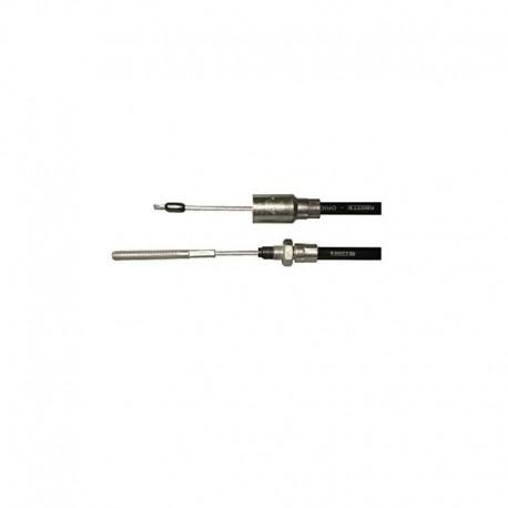 Câble de frein knott pour remorque 830mm gaine et 1040 cable