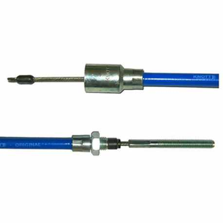Câble de frein knott inox pour remorque 1330-1540