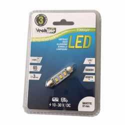 Ampoule navette 12V 3 LEDs