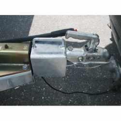 Boîtier antirecul diam. 45mm