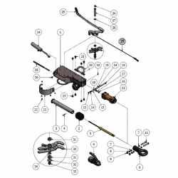 Câble de rupture timon Knott AHV20 - 25 - 35