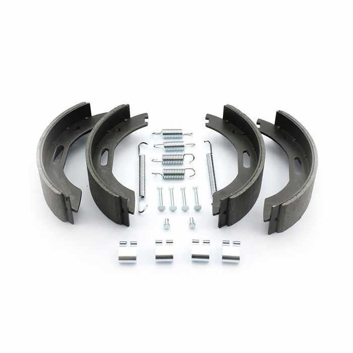 Kit mâchoire de frein compatible BPW 200 x 50