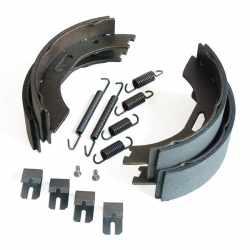 Kit mâchoire de frein compatible BPW 250 x 40