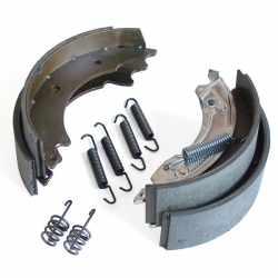Kit mâchoire de frein compatible Knott 203,2 x 40
