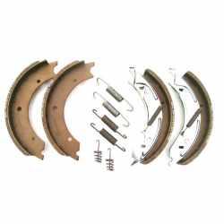 Kit mâchoire de frein compatible Knott 250x40