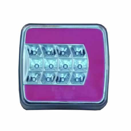 Feu arrière 4 fonctions a LED Droit