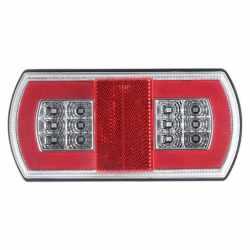 Feu 4 fonctions LED 165x80 Gauche