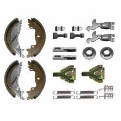Kit frein complet KNOTT 160x35