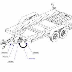 Basculement hydraulique pour PV13B