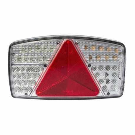 Feu arrière LED Aspock Fabrilcar Droit