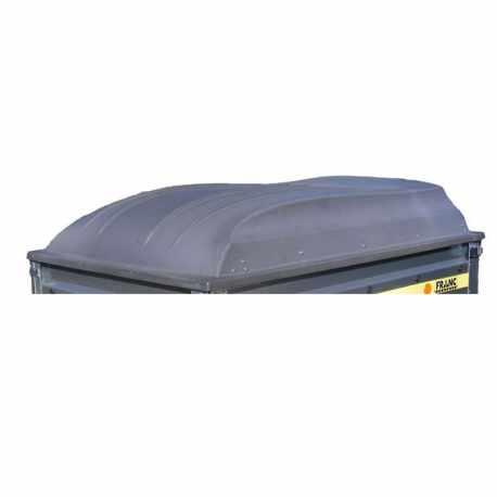 Capot ABS pour remorque NFB160