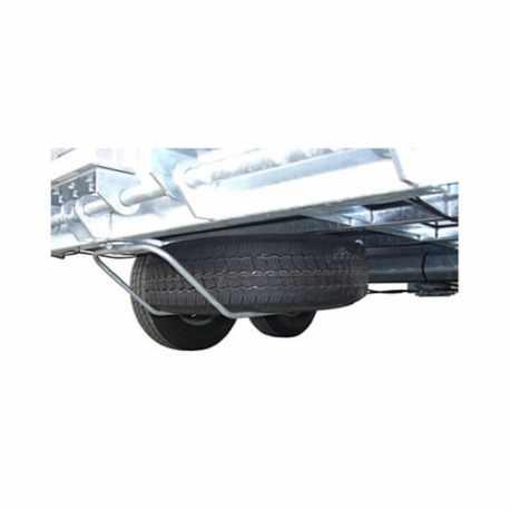 Support de roue de secours Lider Benne 39550, 39560