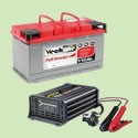 Batteries / Accessoires